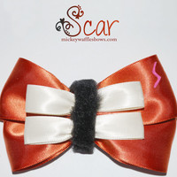 NEW RELEASE SPECIAL - Scar Hair Bow