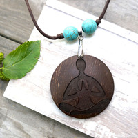 Buddhist Yoga Necklace