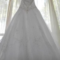 Wedding Dress For Sale Size 6