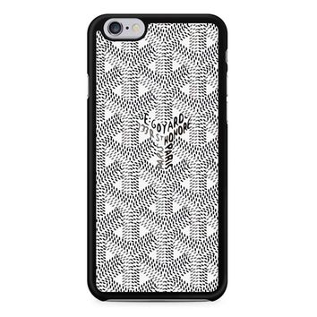 Goyard Black White iPhone 6/6S Case