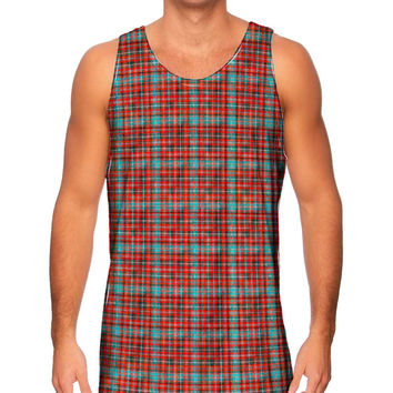 Hipster Red Flannel