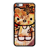 Obey Hello Kitty Design Love Cute iPhone 6 Plus Case