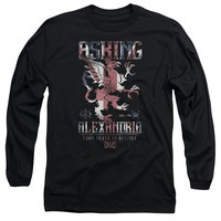 Asking Alexandria - Royalty Long Sleeve Adult 18/1