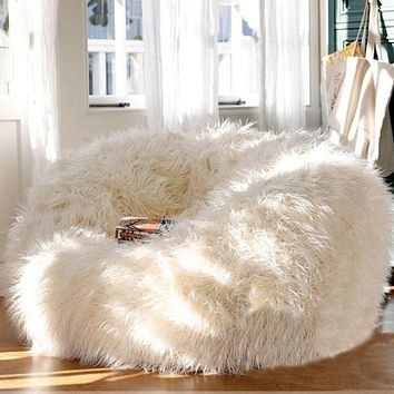 Cozy Bean Bag Extra Soft Lounger Cover