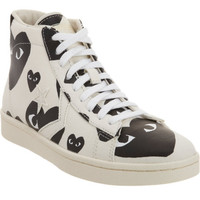 Comme des Garçons Pro Leather High Top at Barneys.com