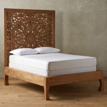 Brilliant Lombok Bed By Anthropologie Ibusinesslaw Wood Chair Design Ideas Ibusinesslaworg