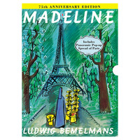 Madeline 75th Anniversary Edition, Fiction Books