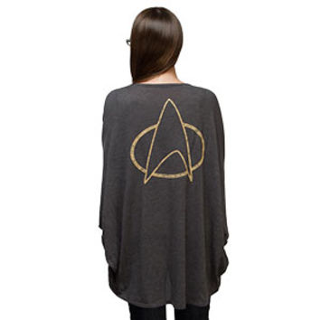 Star Trek Ladies' Dolman Cardigan - Exclusive