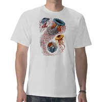 Vintage Jellyfish T-shirts from Zazzle.com