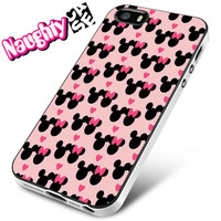 Mickey With Minnie Mouse iPhone 4s iphone 5 iphone 5s iphone 6 case, Samsung s3 samsung s4 samsung s5 note 3 note 4 case, iPod 4 5 Case