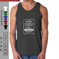 Captain Jack Sparrow RUM Pirates Caribbean | Tank Top man and woman |