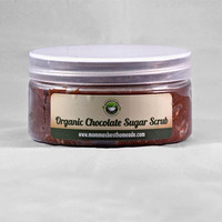 Organic Chocolate Sugar Scrub