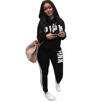 5 COLORS   two pieces suits casual nightclub party  tracksuit S-3XL