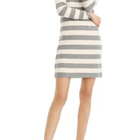 J.Crew Seabird Turtleneck Sweater Dress (Regular & Petite) | Nordstrom