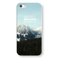 she will move mountains iPhone & iPod case by Sylvia | Casetagram