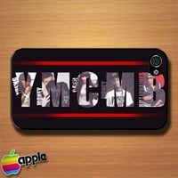 YMCMB Young Money and Cash Money Billioners Lil Wyne Custom iPhone 4 or 4S Case Cover | Merchanstore - Accessories on ArtFire