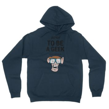 Born To Be A GEEK Cool Hoodie Sweater (Hot Selling)