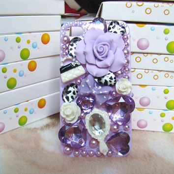 Himegyaru caseIphone 4 case Iphone 4s caseDIY by sweetieprincess