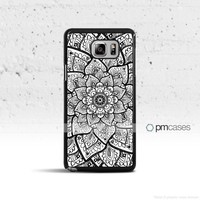 Mandala Flower Case Cover for Samsung Galaxy S & Note Series