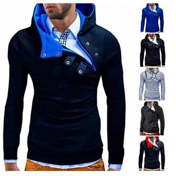 Hot Sale Summer Zippers Pullover Hats Men Hoodies Jacket [6528653699]