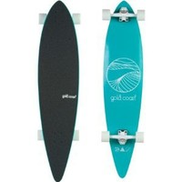 Gold Coast Classic Floater Longboard Turquoise, 10 X 44in