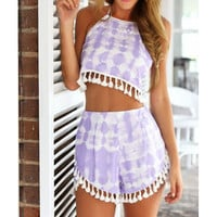 FASHION AND LOVELY STRAPLESS BEACH DRESS