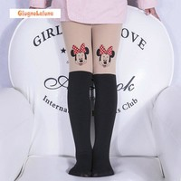 Baby Girl's Tights Fashion Stockings Patchwork Cute Cartoon Designs Children Girls Kids Tights Stockings 9 Designs