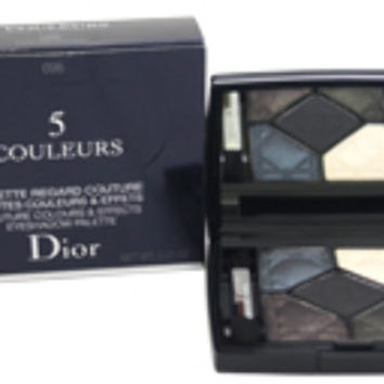 christian dior - dior 5 couleurs couture colours & effects eyeshadow palette-# 096 pied-de-poule (0.21 oz.)