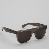 SUPER Flat Top Transparent Sunglasses
