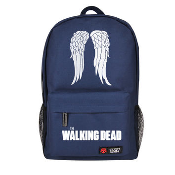 The Walking Dead Bag BackPack Oxford Three Colors Available
