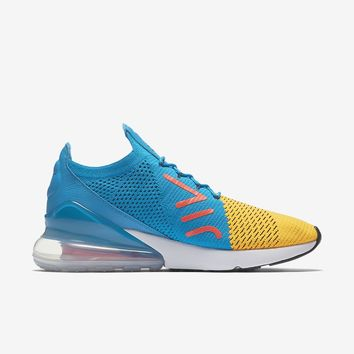 Nike Air Max 270 Flyknit Men's Shoe. Nike.com