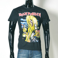 Iron Maiden 3D  Men T-Shirt