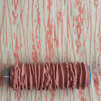 No. 9 Patterned Paint Roller from The Painted House