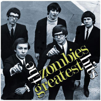 The Zombies ‎– The Zombies Greatest Hits LP