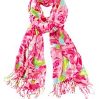 Lilly Scarf - First Impression - Lilly Pulitzer