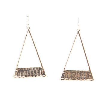 Triangle Bradshaw Earrings