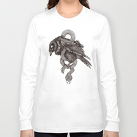 The Hangman's Rope Long Sleeve T-shirt by Polkip