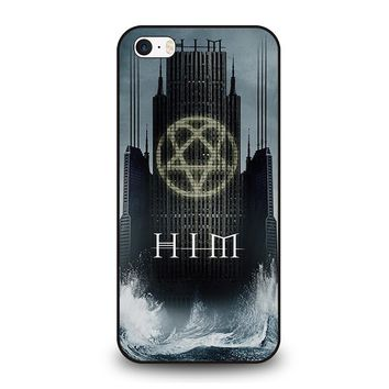 HIM BAND HEARTAGRAM iPhone SE Case Cover