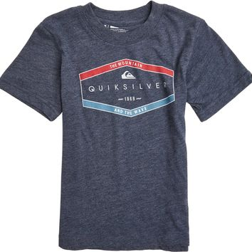 QUIKSILVER TODDLER TWO CAMS SS TEE