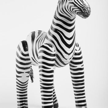 Urban Outfitters - Inflatable Zebra