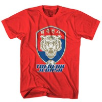 South Korea Tiger Crest T-shirt