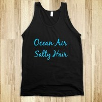 Ocean Air Salty Hair Tank