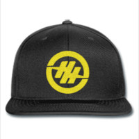 hunter hayes embroidery hat - Snapback Hat