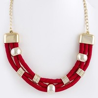 Rope Necklace (As seen on The View)