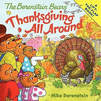 Thanksgiving All Around Berenstain Bears INA LTF