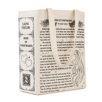 Muse of Nightmares Book Tote