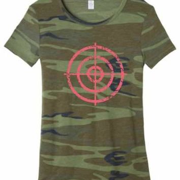 Wife Collection - Camo In My Sights - Alternative Eco-Jersey - Dawson Urban Design Apparel