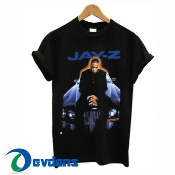 Vintage Jay-Z Hard Knock Life T Shirt Women And Men Size S To 3XL