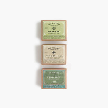 Los Poblanos For J.Crew Soap Set