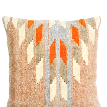 "16"" Kilim Pillow, Middle Earth"